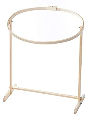 Frank A. Edmunds Oval Hoop with Stand, 5590