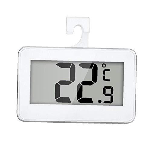 Hiinice Termómetro del refrigerador Digital Resistente al Agua de Temperatura inalámbrico Refrigerador Congelador a Partir -20 a 60 Grados Grande del LCD Display