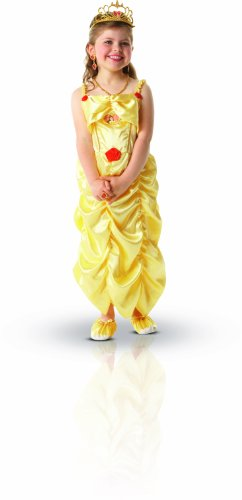 Rubie's-déguisement officiel - Disney- Déguisement Costume Belle - Taille S- I-884490S