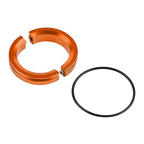 XXshop Kit de Descenso de la suspensión del Amortiguador Trasero Cabe for 50 mm Kyb Ajuste for el Ajuste for Showa WP Adecuado CRF250R CRF450R CRF450RX CRF250X CRF450X CR250R CRF 250R