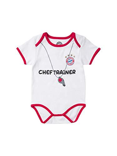 FC Bayern München Baby Body Cheftrainer, 50/56