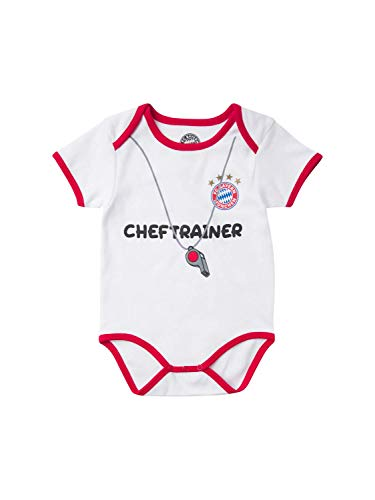 FC Bayern München Baby Body Cheftrainer, 74/80