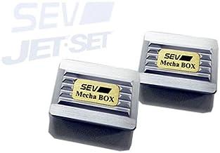 えすいーぶい メカBOX SEV公式&JETSETステッカー付