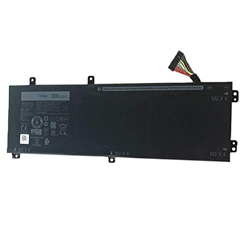 Dentsing 11.4V 56Wh RRCGW Laptop Battery Compatible with Dell XPS 15 9550 Precision 5510 Series Notebook 0M7R96 M7R96 4GVGH