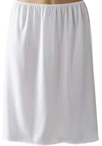 Triumph Classics dames onderrok Jolly 55 skirt, wit (WHITE (03)), maat 46
