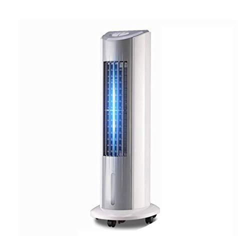 SHSM un Solo Ventilador sin Broca de Los Botones Grandes, Bajo Energía Silenciosa Torre Evaporativa Ventiladores de Refrigeración Móvil de Los Deshumidificadores de Aire para el Pur
