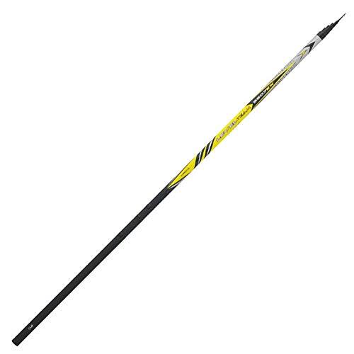 Tubertini Level Team 5500 Ex 5507 Ex 7 m 0-15 g Canna da Pesca Bolognese per Passata Canna Telescopica per Pesca con Il Galleggiante