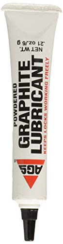 AGS MZ-2 Extra Fine Graphite Dry Lubricant 6g