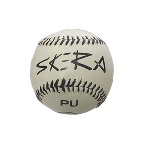 Skera K0499510 PU Competition Grade Recreational/Training Baseball Official Size (9 Inch) Youth/Adult