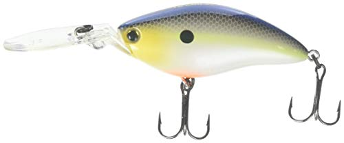 "Yo-Zuri 3DS Series Deep Diving Crankbait Fishing Tackle, 2-5/8"", Sexy Shad"