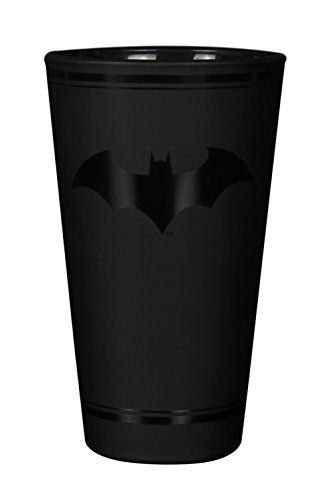 Paladone Batman Drinking Glass Tumbler with Batman Logo