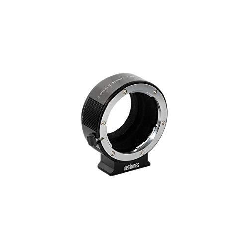 Metabones Leica R E-Mount schwarz/Chrom