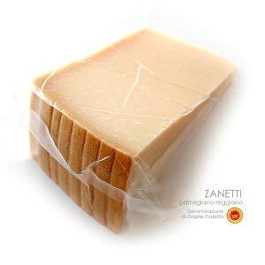 ザネッティ社1kgブロックパルミジャーノレッジャーノ24ヶ月熟成DOP!parmigianoreggiano|cheese|チーズ|...