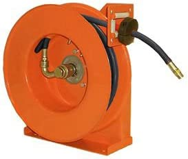 Hubbell Gleason Low Reservation Pressure Hose Reel Spring new work one after another for 1 Air 25' 2
