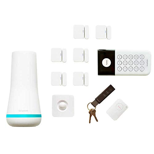 SimpliSafe 11-Piece Home Security Kit