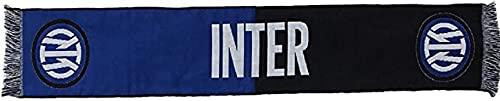 Inter Sciarpa Prodotto Ufficiale (Nera)