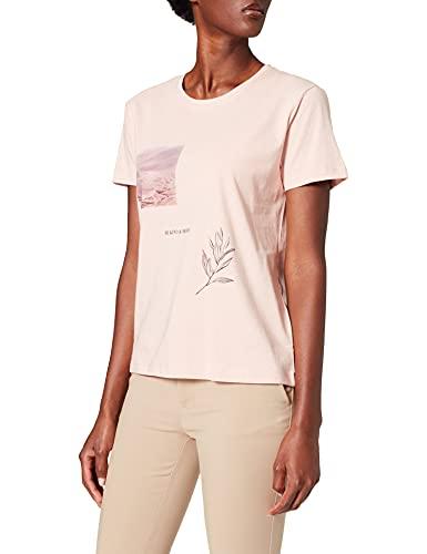 ESPRIT T-Shirt mit Print aus Organic Cotton
