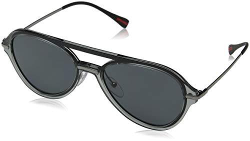 Prada Sport Herren P2x5z1 Sonnenbrille, Grau (Grey), 57