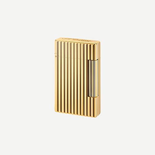 S.T. Dupont 020803B Feuerzeug Initial Gold
