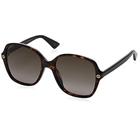 Fashion Shopping Sunglasses Gucci GG 0092 S- 002 AVANA / BROWN