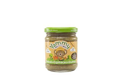 Yammy, Potito Ecológico de Verduras (Brócoli, Espinacas, Q