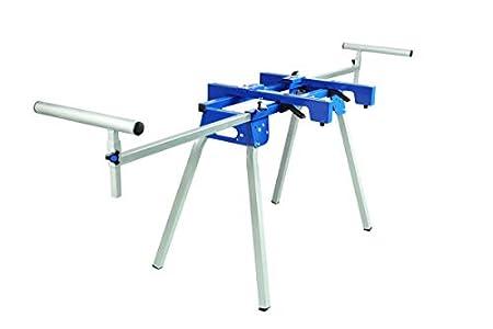 KASTFORCE KF3001 - Soporte para sierra de inglete compacto y ligero, para máquina de carpintería, taladro, prensa de azulejos, cortador de piso, soporte para sierra de mesa