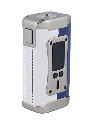 Smok Morph 2 230 Watt Box Mod Akkuträger - Farbe: weiss-blau