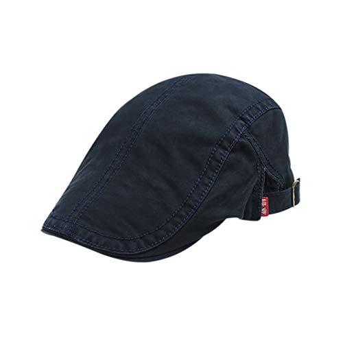 Jiuyue-hats Sombrero Femenino 2019 Gorras de algodón Ajustables para Hombres...