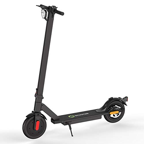 MEGAWHEELS S5X Electric Scooter, Up to 15.5 Miles Range, 8.5'' Big Wheels,3 Gear Speed Mode 15.5 MPH TOP Speed ,for Commuting and Travel