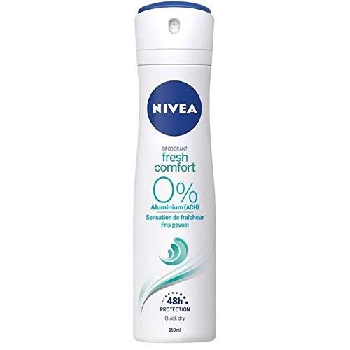 Nivea Fresh Comfort Spray libre de Alu, 150 g