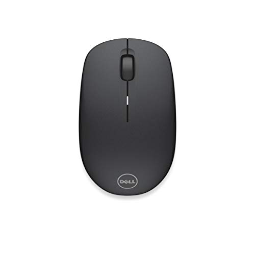 Dell WM126 Wireless Optical Mouse - Black