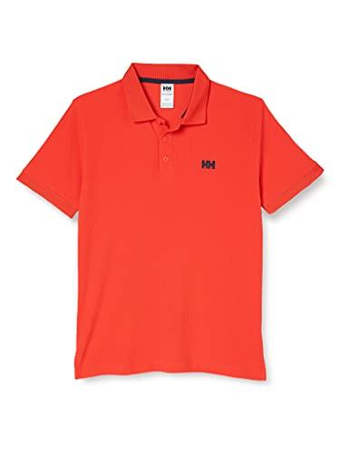 Helly Hansen Driftline Polo Camiseta tipo polo de manga corta con...