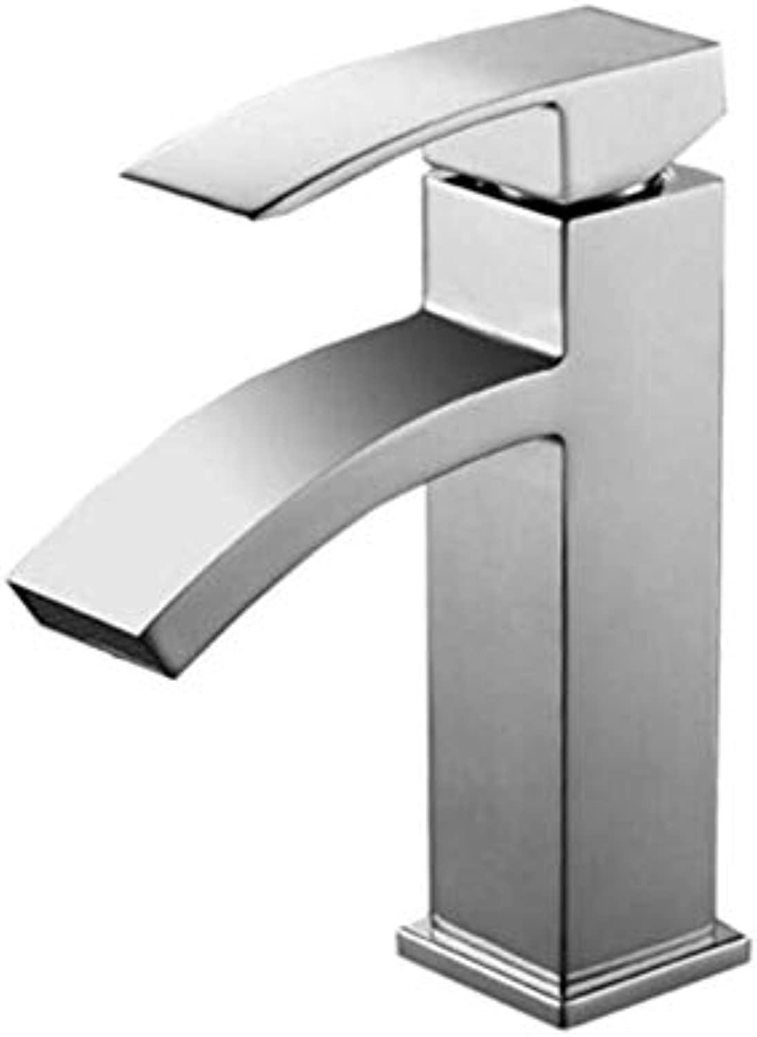 Taps Kitchen Sinktaps Mixer Swivel Faucet Sink Hot and Cold Washbasin Single-Hole