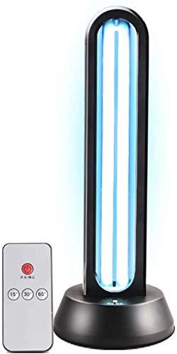 Mankvis 100W Lámpara UV de desinfección, de Tres Fases Temporizador Ozono Desinfección El Precio de los hogares lámpara germicida 99,99% adecuadas para Empresas y Profesores