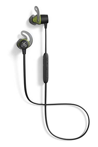 Jaybird Tarah Auriculares Inalámbricos Bluetooth Deportivos para Deporte y Running, Resistencia Impermeable,hasta 6 Horas de Duración de Batería, Móvil/Tableta/iOS/Android, Color Negro