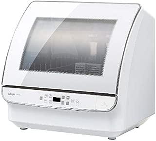 アクア 食器洗い乾燥機(ホワイト)【食洗機】 AQUA ADW-GM1-W