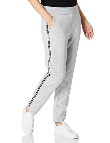 ARMANI EXCHANGE Skinny Fit Jeans Pantaloni della Tuta, Bc04 Htr Grey, M Donna