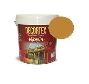 PINTURA DE PAREDES para interior y exterior. DECORTEX LISO PREMIUM. Pintura blanca y colores. Pintura ideal para fachadas. Pintura lavable. Pintura acrílica al agua. 23 y 6 kg (14 y 4 lt). (albero 14)