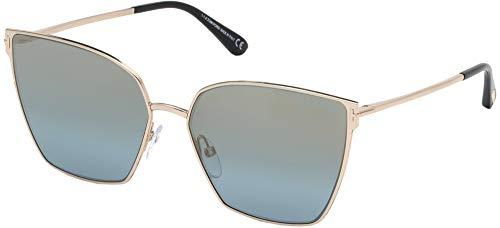 Preisvergleich Produktbild Tom Ford Sonnenbrille Helena (FT0653 28V 59)