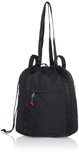 PUMA BMW M MTSP Drawstring Bag Mochila con Cordones, Adultos Unisex, Negro (Negro), Talla Única