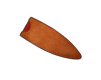 Deejo ? Deejo 27g? Étui en cuir pour couteau ? Design et Cuir véritable ? Protection optimale pour votre couteau de poche