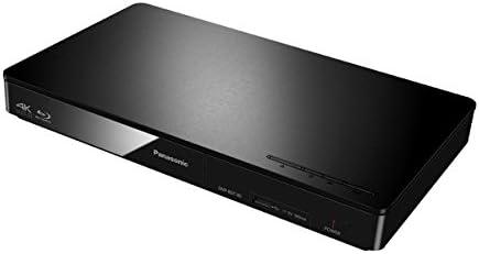 Panasonic DMP-BDT180EG - Reproductor Blue Ray (Escalado 4k, con CD, DVD, Full HD, USB, Servicios de Red, Amazon Video, Netflix, YouTube, HDMI, Reproducción 4K, JPEG, Compatible 3D, Dlna) Negro: Amazon.es: Electrónica
