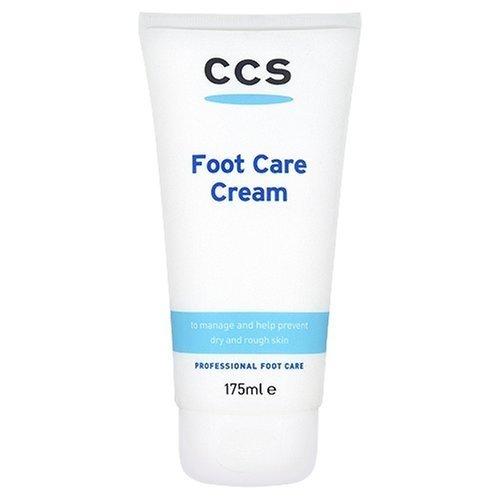 CCS Swedish Foot Cream Tube 175ml by CCS (English Manual)