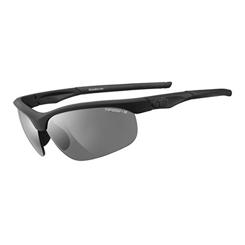 Tifosi Veloce Tactical Sunglasses,Matte Black,68 mm