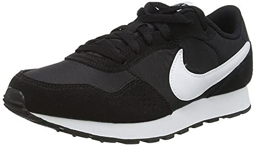 Nike MD Valiant (PSV), Scarpe da Corsa, Black/White, 35 EU