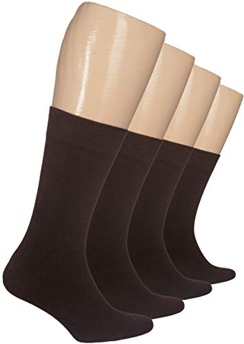 Hugh Ugoli Women's Crew Bamboo Dress Socks Product Image
