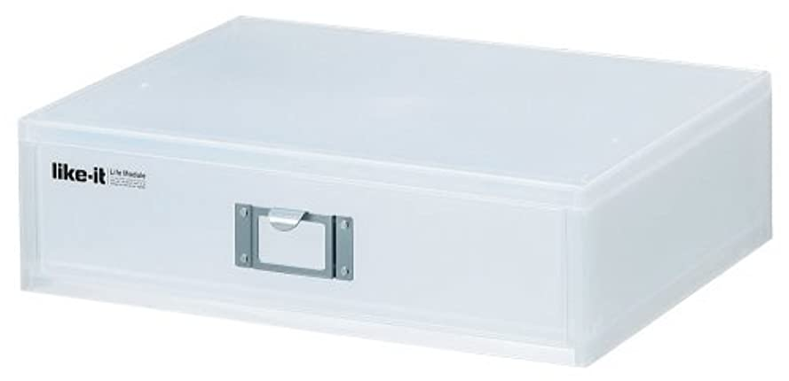 Life Module A4ファイルユニットR ホワイト LM-50R