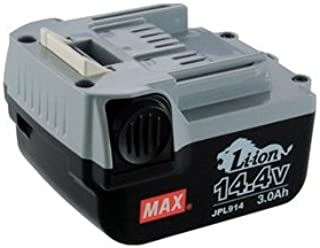 Max JPL914 Lithium Ion Battery for RB397