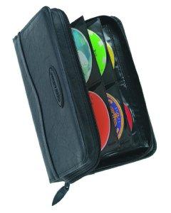 CD Ordner aus Koskin fuer 92 CDs oder 46 CDs mit Booklet