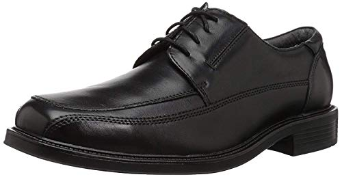 Dockers Men's Perspective Leather Oxford Dress Shoe,Black,10.5 M US